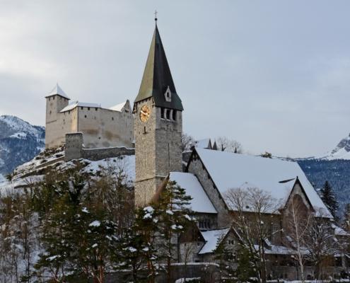 Kirche Balzers Beschallung